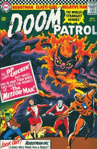 Arnold Drake Doom Patrol Volume Two The