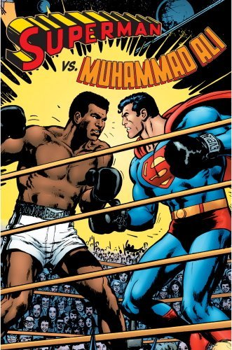 Dennis O'neil Superman Vs. Muhammad Ali Deluxe
