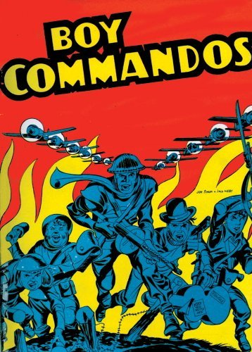Joe Simon The Boy Commandos