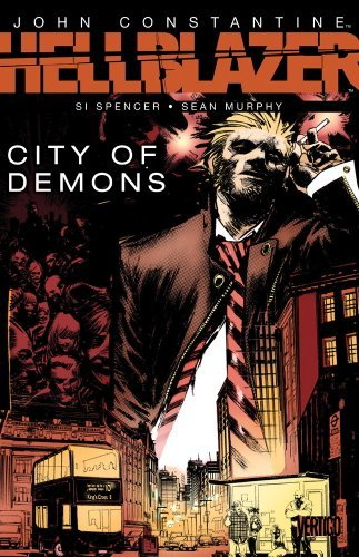 Si Spencer John Constantine Hellblazer City Of Demons