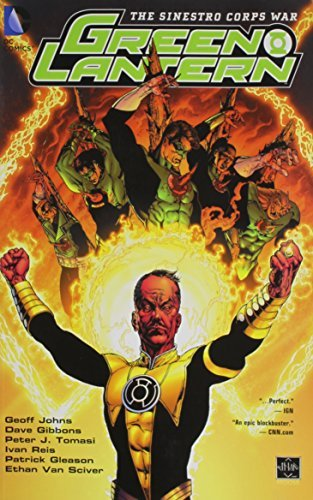 Geoff Johns The Sinestro Corps War