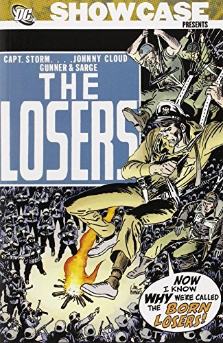 Robert Kanigher Showcase Presents The Losers Vol. 1