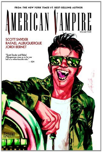 Scott Snyder American Vampire Vol. 4