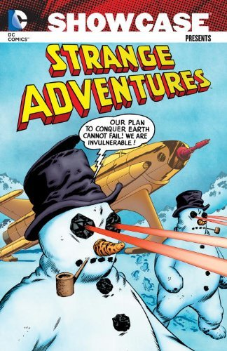 John Broome Strange Adventures Volume 2