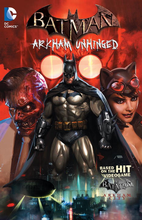 Derek Fridolfs Batman Arkham Unhinged Vol. 1