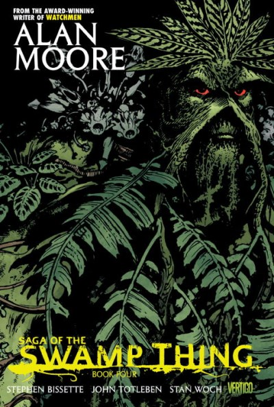 Alan Moore Saga Of The Swamp Thing Book Four