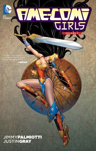 Jimmy Palmiotti Ame Comi Girls Vol. 1