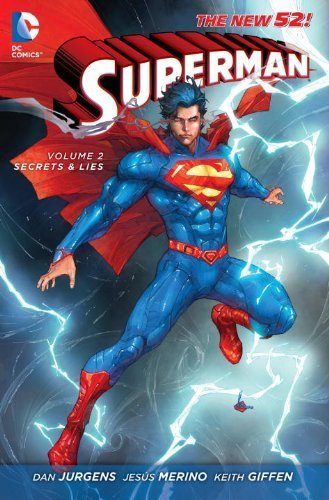 Dan Jurgens Superman Vol. 2 Secrets & Lies (the New 52)