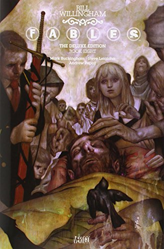 Bill Willingham Fables The Deluxe Edition Book Eight