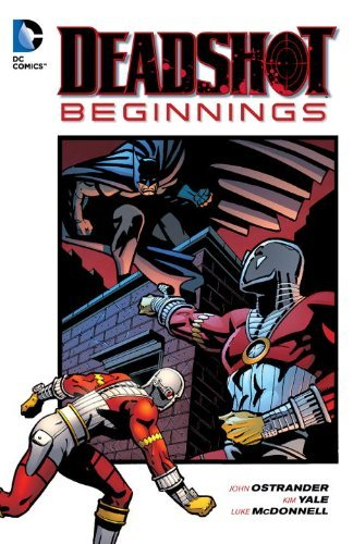 John Ostrander Deadshot Beginnings