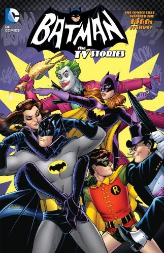 Various Batman The Tv Stories