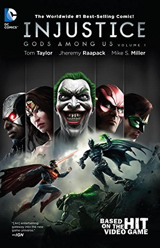 Tom Taylor Injustice Gods Among Us Volume 1