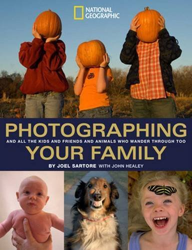 Joel Sartore Photographing Your Family And All The Kids And Friends And Animals Who Wand