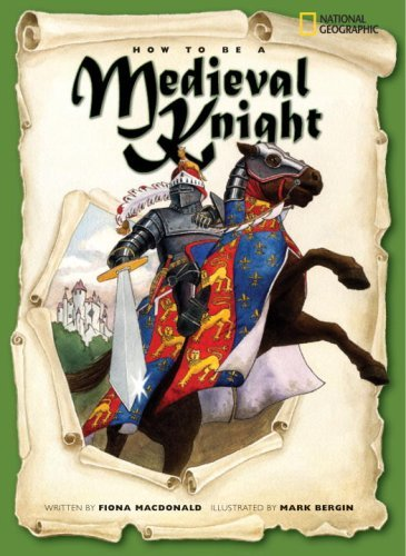 Fiona Macdonald How To Be A Medieval Knight