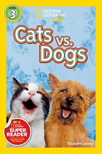 Elizabeth Carney Cats Vs. Dogs