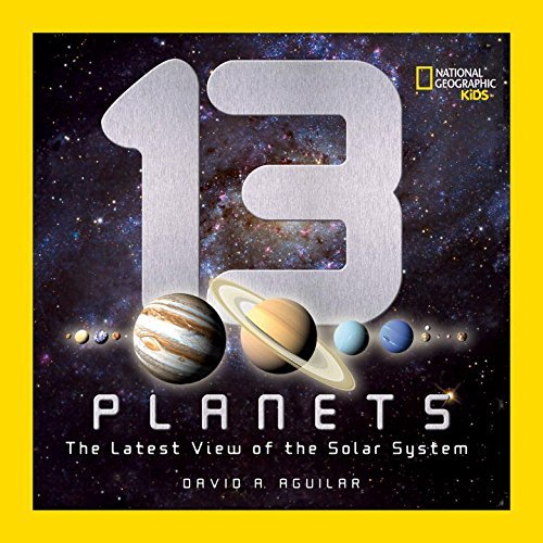 David A. Aguilar 13 Planets The Latest View Of The Solar System