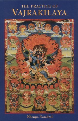 Khenpo Namdrol The Practice Of Vajrakilaya