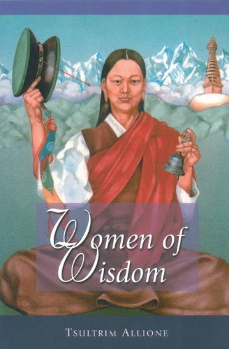 Tsultrim Allione Women Of Wisdom Revised And Enl