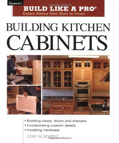Udo Schmidt Building Kitchen Cabinets Taunton's Blp Expert Advice From Start To Finish
