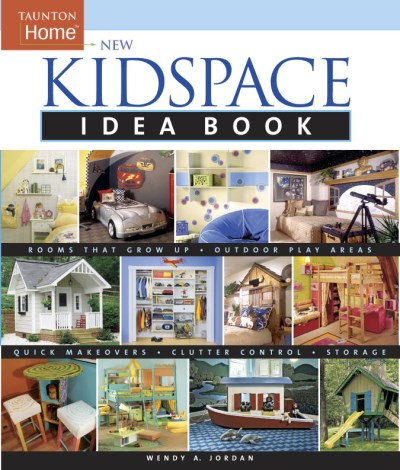 Wendy Adler Jordan New Kidspace Idea Book