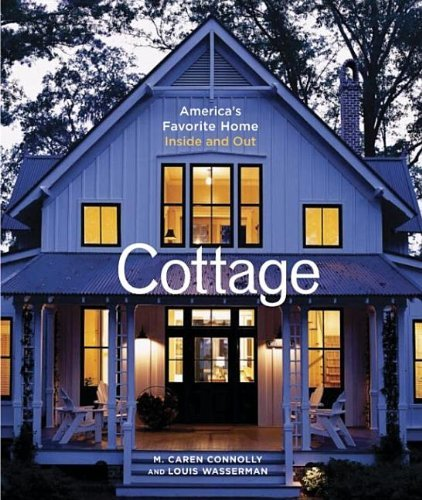 M. Caren Connolly Cottage America's Favorite Home Inside And Out