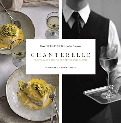David Waltuck Chanterelle
