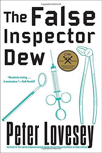 Peter Lovesey The False Inspector Dew