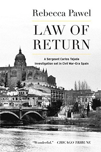 Rebecca Pawel Law Of Return Revised