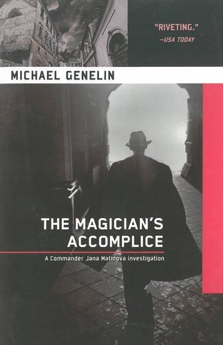 Michael Genelin Magician's Accomplice The