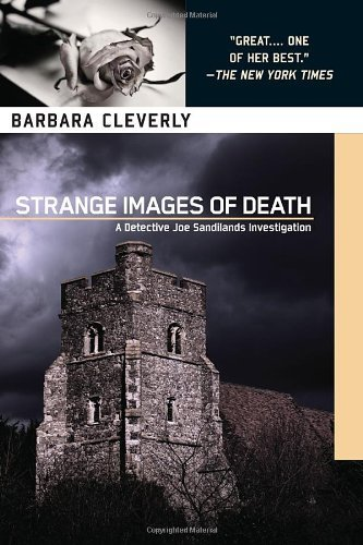 Barbara Cleverly Strange Images Of Death