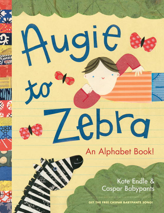 Kate Endle Augie To Zebra An Alphabet Book!