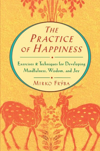 Mirko Fryba Practice Of Happiness Excercises And Techniques For Developing Mindfull