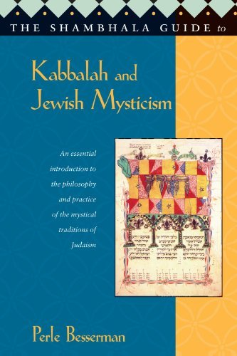 Perle Besserman The Shambhala Guide To Kabbalah And Jewish Mystici