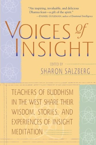 Sharon Salzberg Voices Of Insight Revised