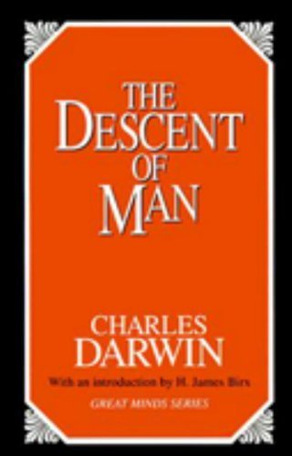 Charles Darwin The Descent Of Man 0002 Edition;revised