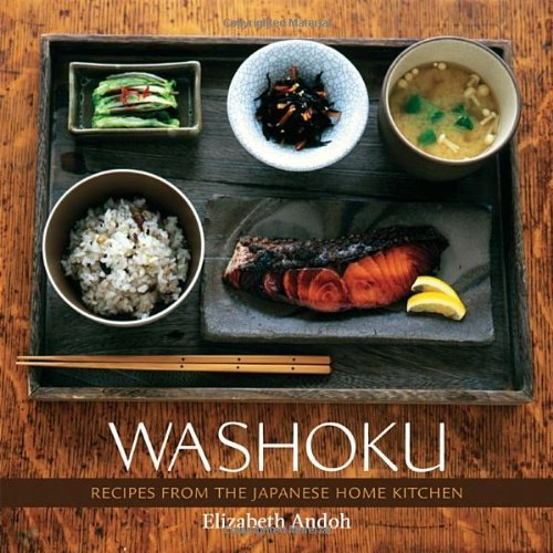 Elizabeth Andoh Washoku Recipes From The Japanese Home Kitchen