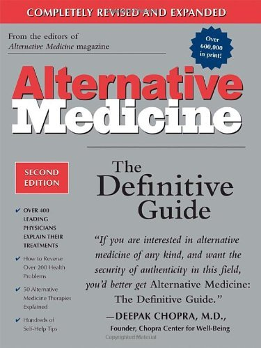 Burton Goldberg Alternative Medicine Second Edition The Definitive Guide 0002 Edition;compl Rev & Exp