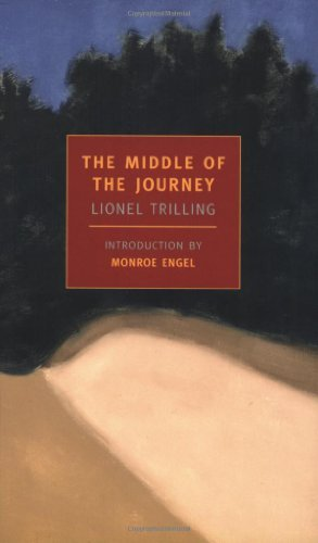Lionel Trilling The Middle Of The Journey