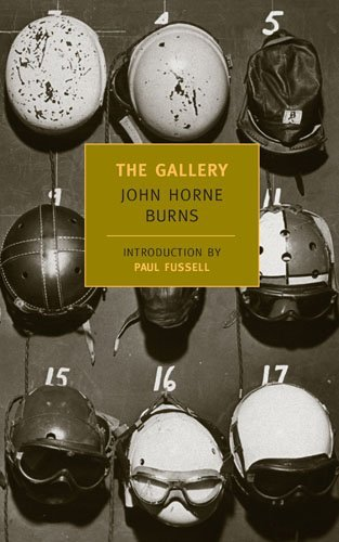 John Horne Burns The Gallery