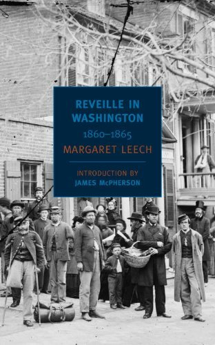 Margaret Leech Reveille In Washington 1860 1865
