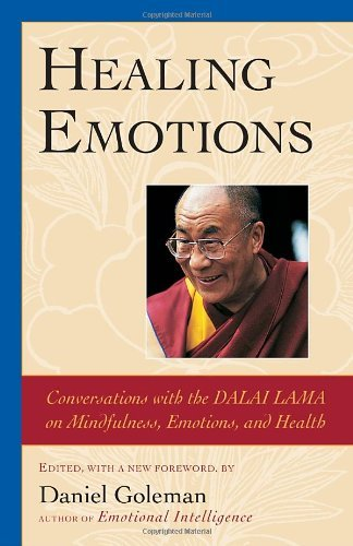 Daniel Goleman Healing Emotions Conversations With The Dalai Lama On Mindfulness Revised