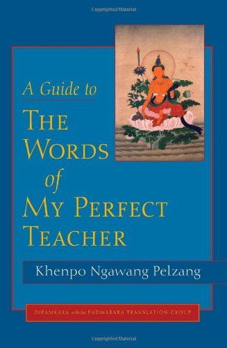 Khenpo Ngawang Pelzang A Guide To The Words Of My Perfect Teacher