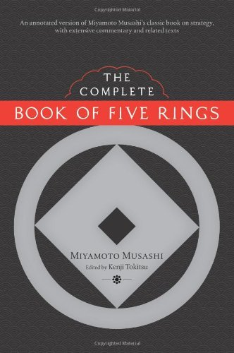 Miyamoto Musashi The Complete Book Of Five Rings