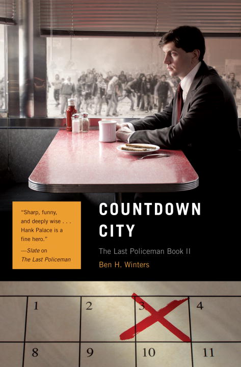 Ben H. Winters Countdown City