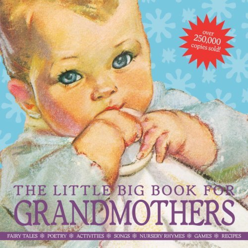 Alice Wong The Little Big Book For Grandmothers Revised Update