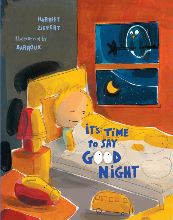 Harriet Ziefert It's Time To Say Good Night