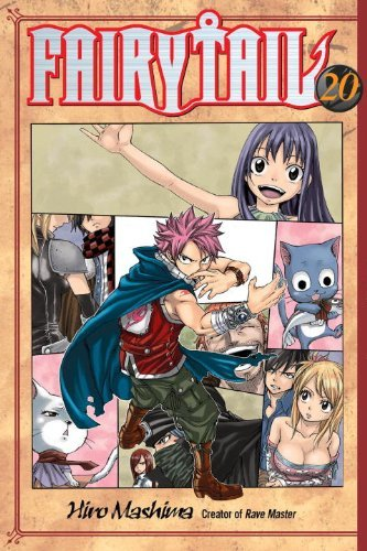 Hiro Mashima Fairy Tail V20