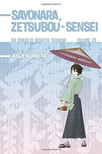 Koji Kumeta Sayonara Zetsubou Sensei Volume 13 The Power Of Negative Thinking