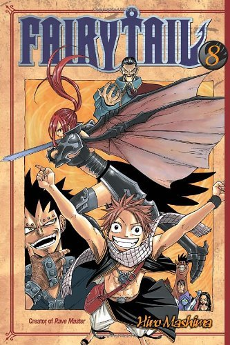 Hiro Mashima Fairy Tail V08