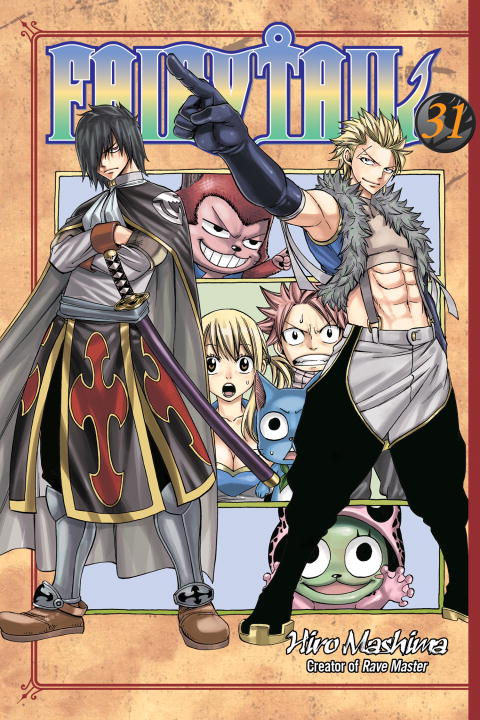 Hiro Mashima Fairy Tail V31